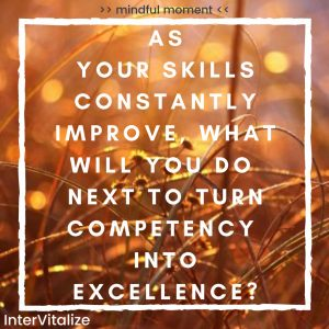 InterVitalize skills into excellence
